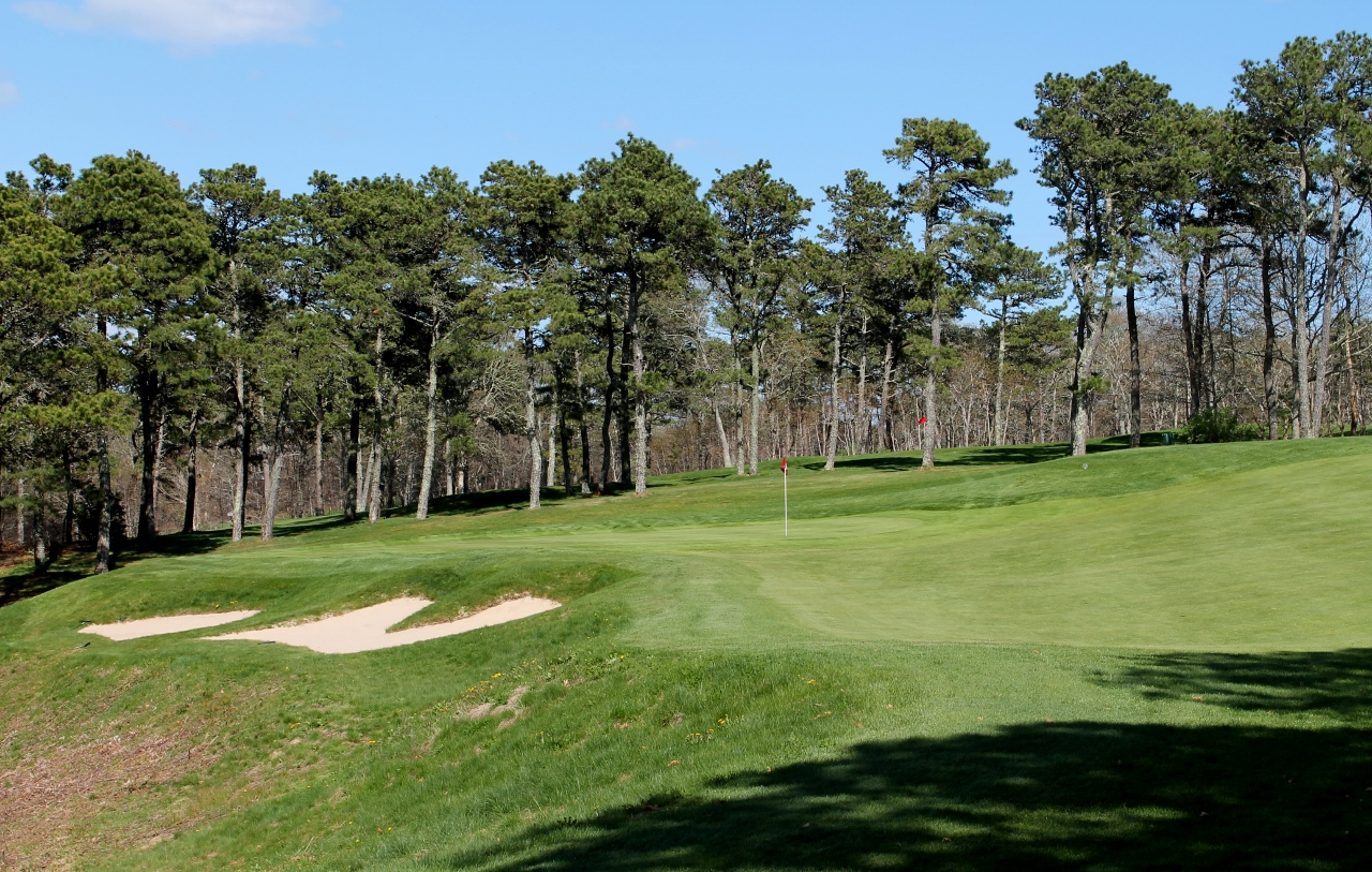 golf courses on cape cod