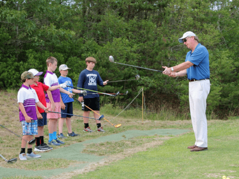 golf lessons on cape cod