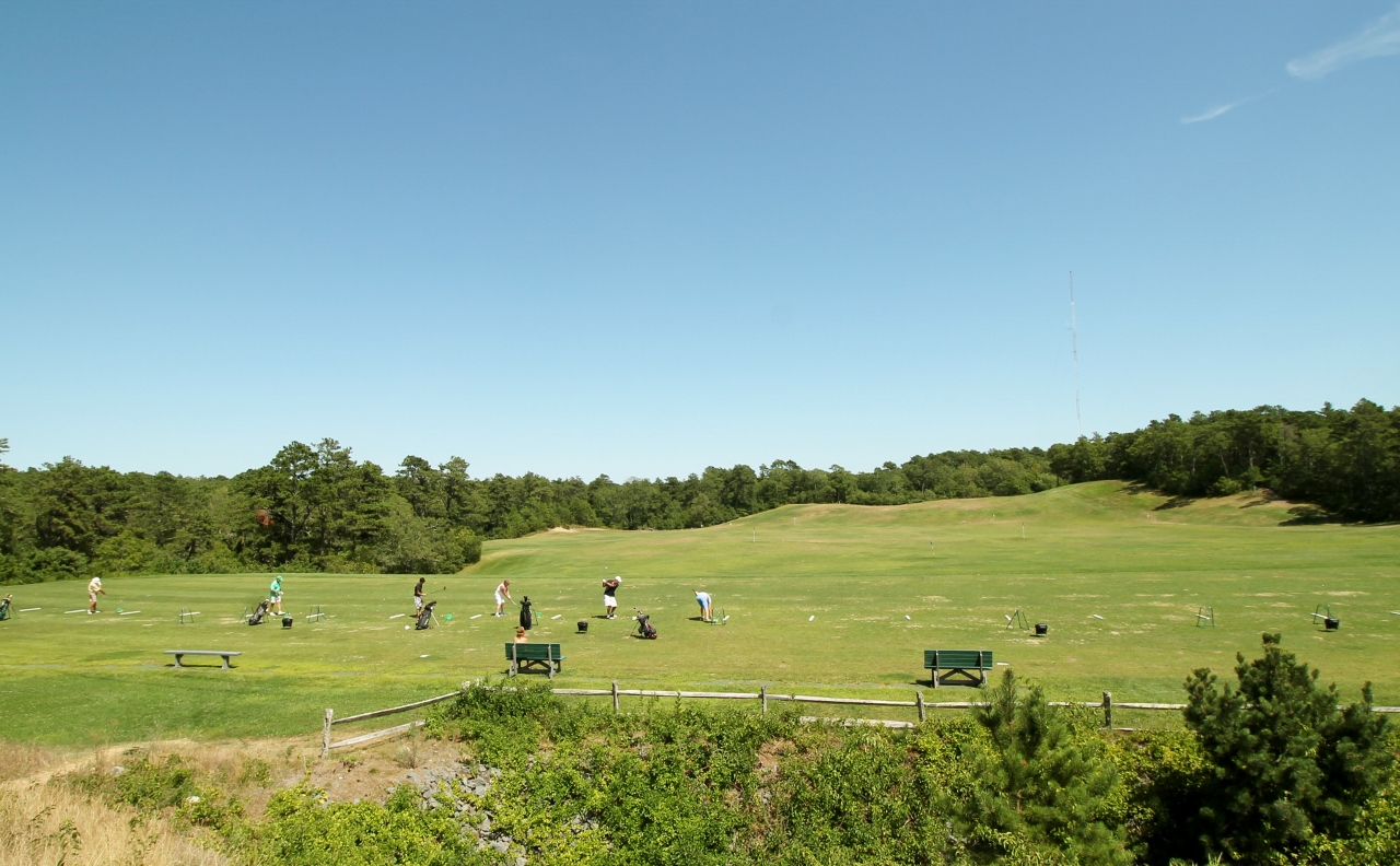driving ranges on cape cod