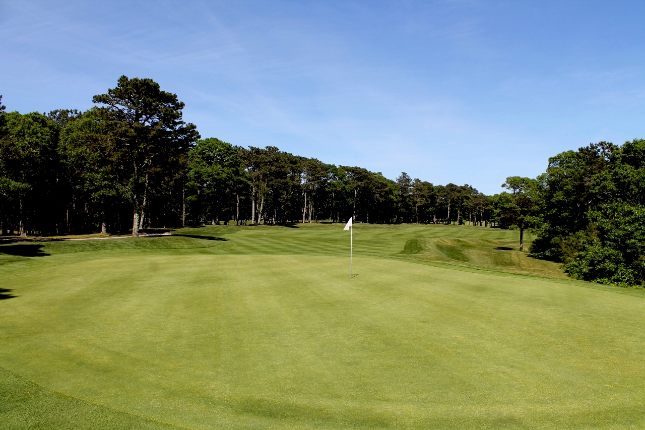 9 hole golf courses on Cape Cod