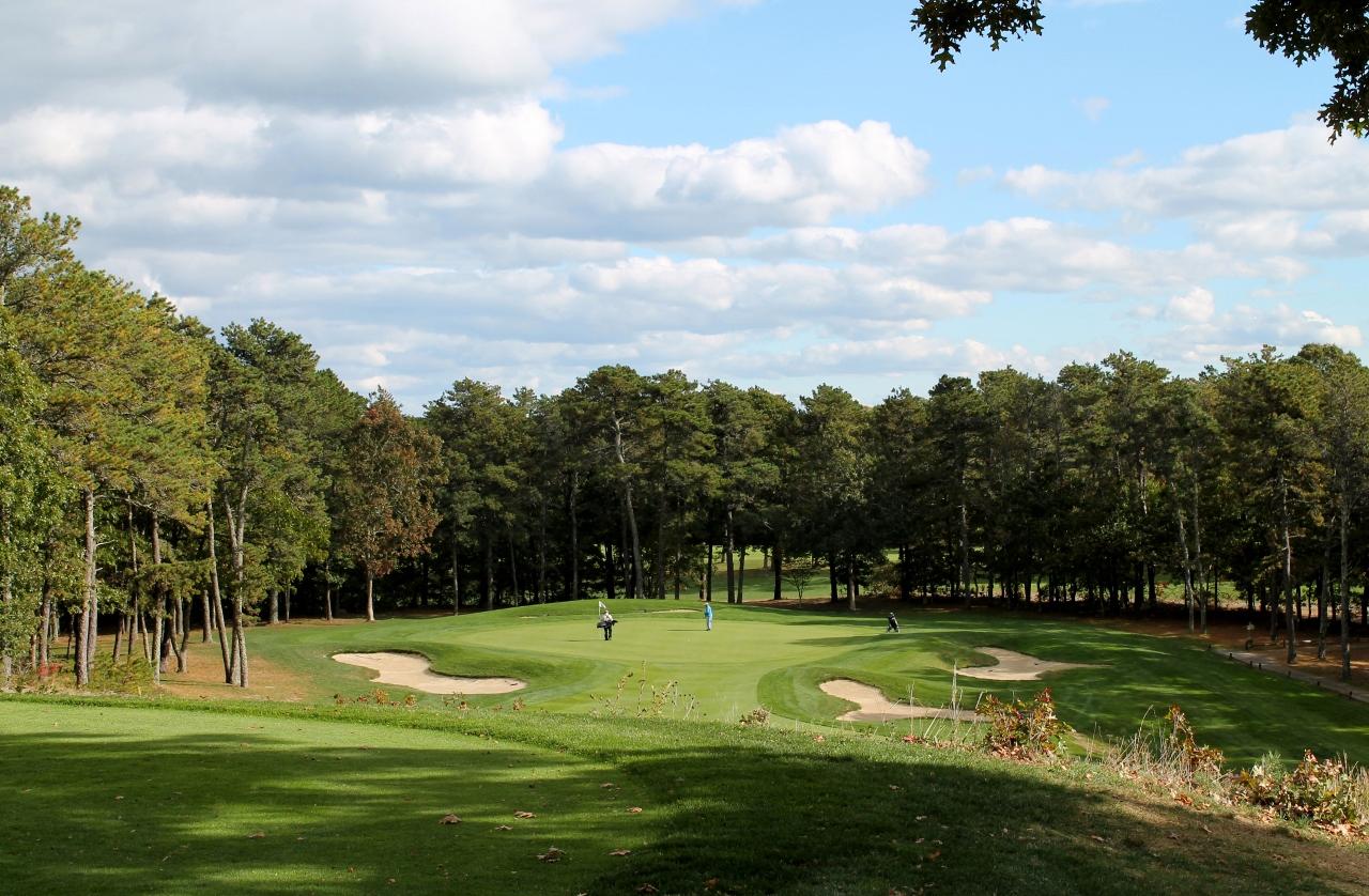 best public golf course on cape cod
