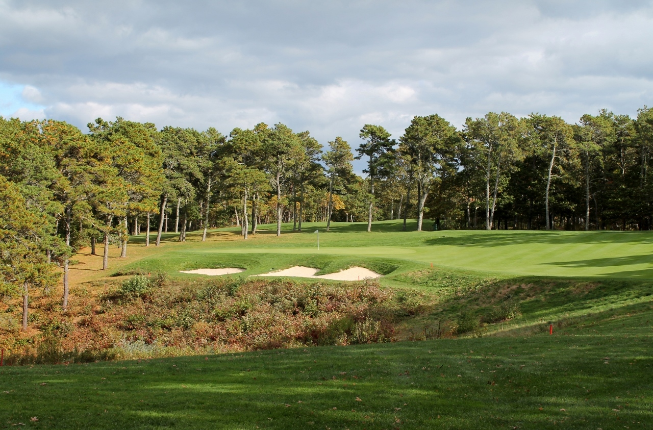 great cape cod golf courses